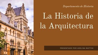 Presentación de arquitectura