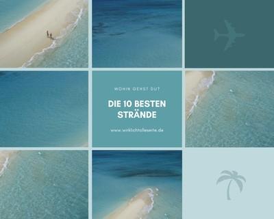 Reise-Foto-Collage