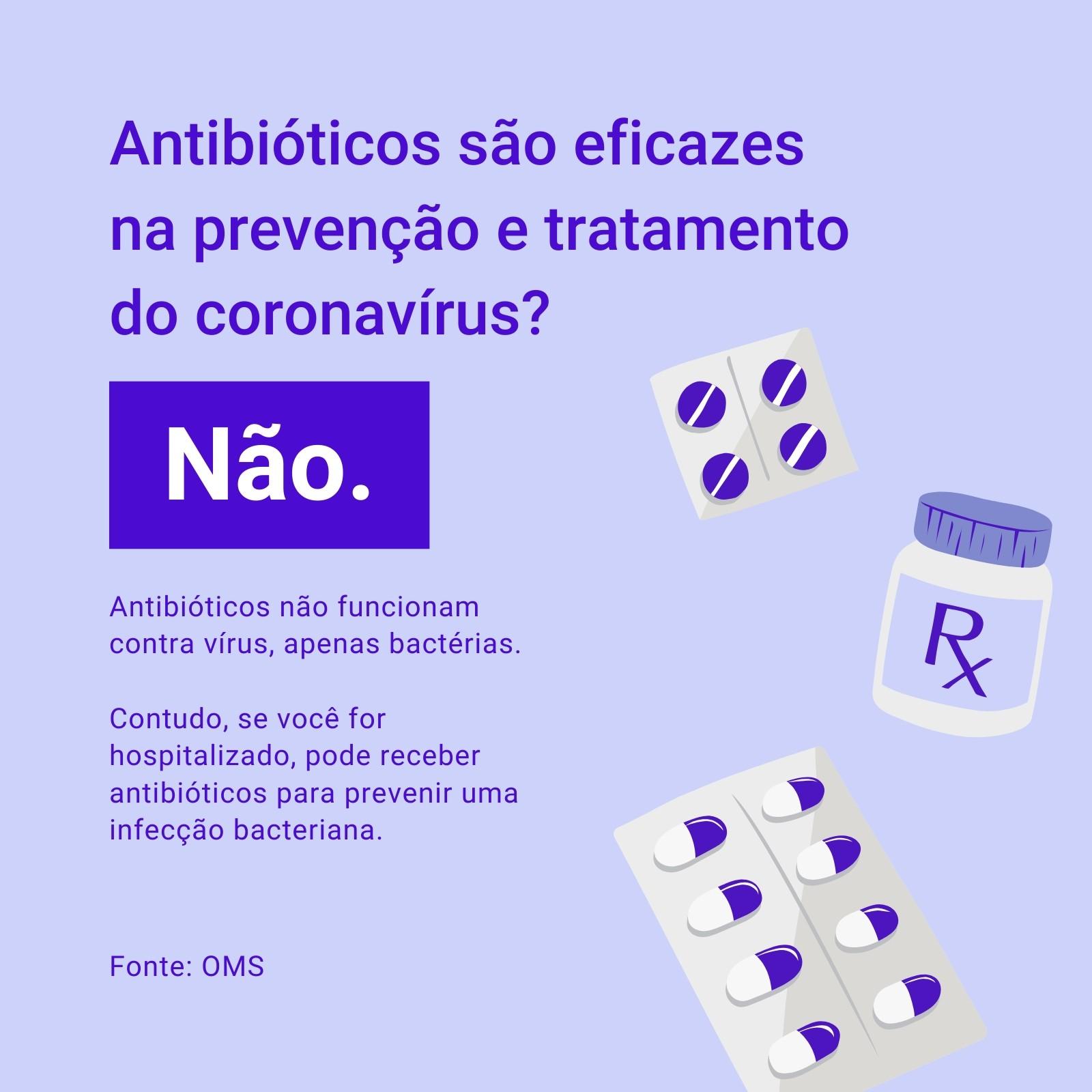 Post Roxo e Cinza de Conscientização sobre o Coronavírus para Instagram