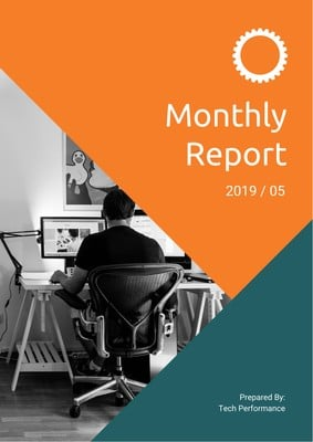 Monthly Report