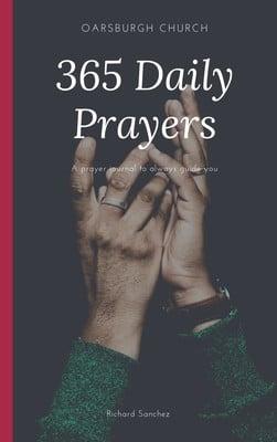 Prayer Journal Book Cover