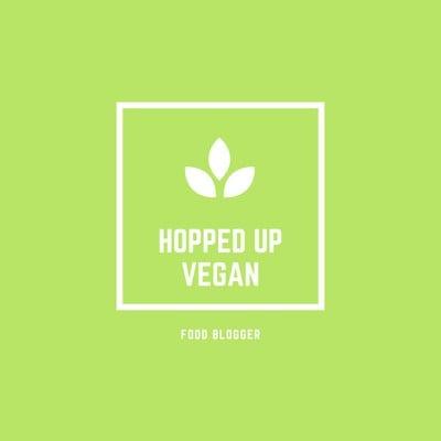 Vegan Junkie Food Logo