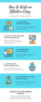 Turquoise Icons Process Infographic