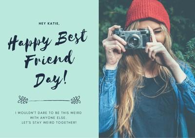 Best Friend Day Card