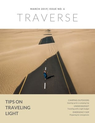 Travel Magazine Covers