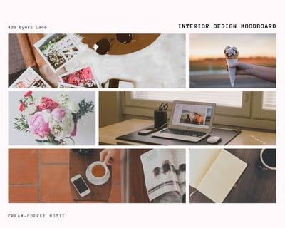Kolase Foto Desain Interior