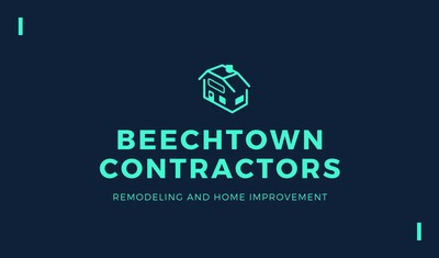 Contractor Business Card