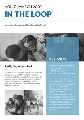 School Newsletters