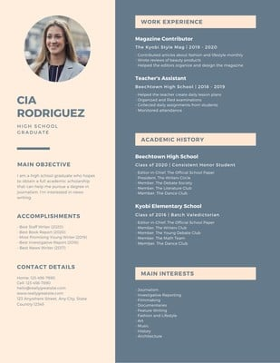 Canva Templates Resume from template.canva.com