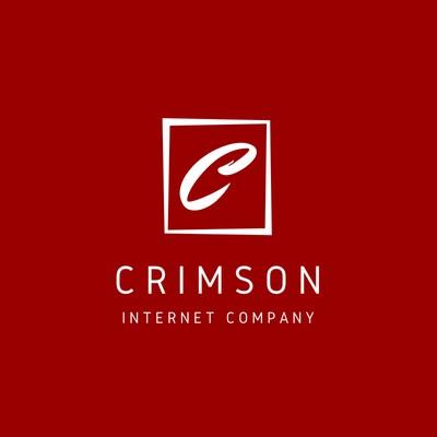 Crimson Square Internet Logo