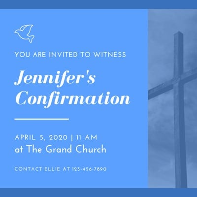 Church Invitations