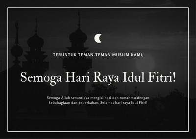 Kartu Idul Fitri