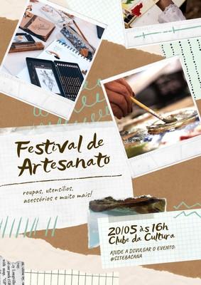 Cartaz de festival
