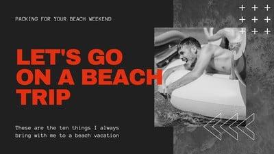Beach Desktop Wallpaper