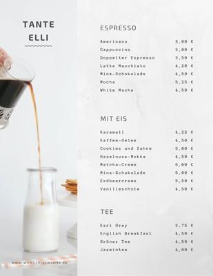 Cafékarte