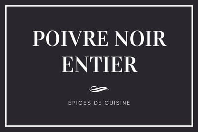 Label de cuisine