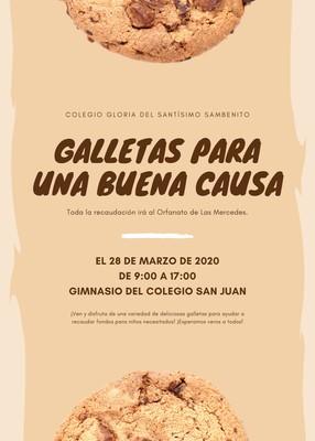 Flyer para evento