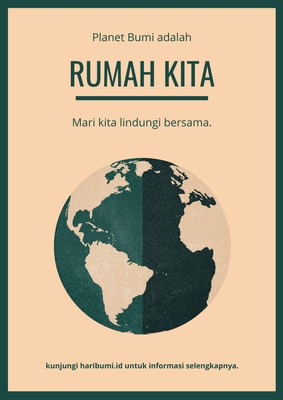 Poster Hari Bumi